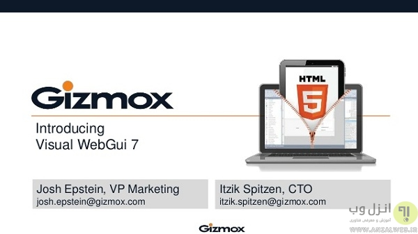 Gizmox چه کاری انجام می دهد؟
