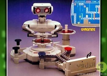ربات Nintendo R.O.B