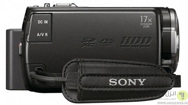 طراحی زیبای دوربین هندی کم HDR – PJ50E