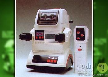 آدم آهنی Tomy Chatbot