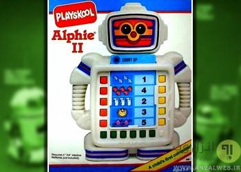 ربات Playskool Alphie II