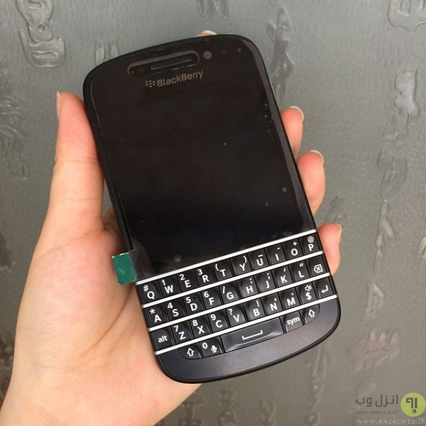 گوشی BlackBerry Q10