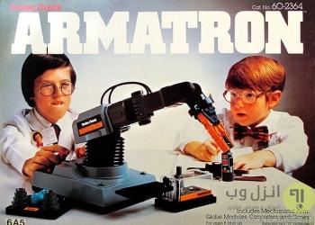 ربات Radio Shack Armatron