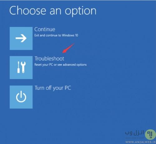 تعمیر فایل های آسیب دیده ویندوز 10