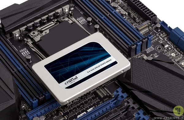 هارد SSD چیست؟