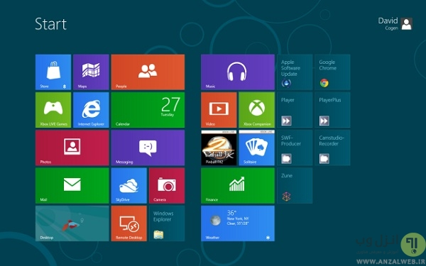 اجرای بازی ایکس باکس در ویندوز 8