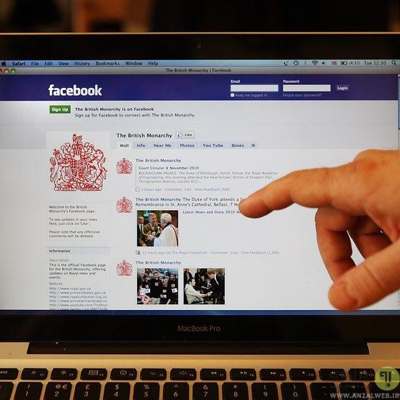 نحوه اضافه کردن لینک به کامنت فیس بوک
