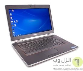 لپ تاپ تجاری Dell Latitude E6420