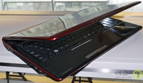 مشخصات لپ تاپ توشیبا کاسمیو Toshiba Qosmio F750