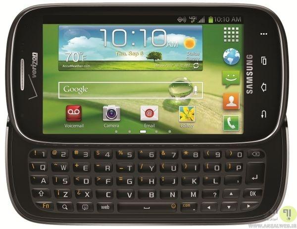 گوشی Samsung Galaxy Stratosphere 2