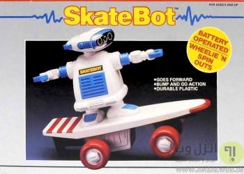 اسباب بازی ربات Playtime SkateBot