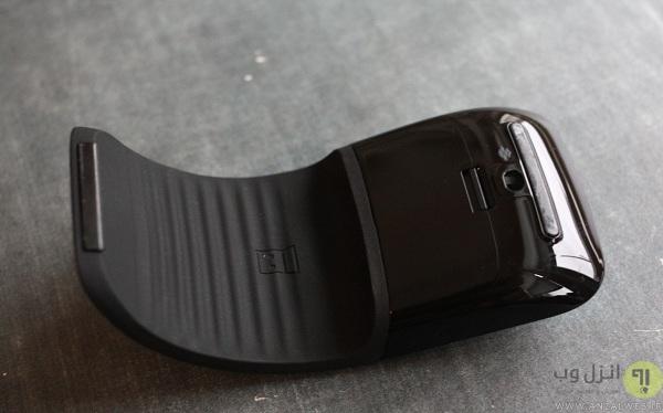 مشخصات ماوس Arc Touch Mouse مایکروسافت