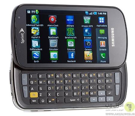 گوشی Samsung Epic 4G