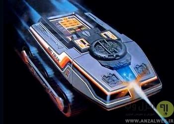 ربات کنترلی اسباب بازی Milton-Bradley Big Trak