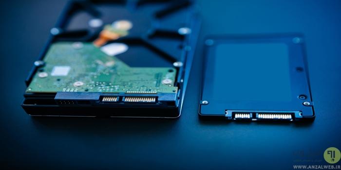 مقایسه کامل هارد دیسک پرسرعت SSD با HDD مزایا و معایب
