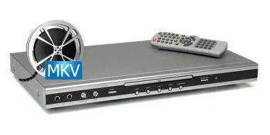 تنها با چند کلیک ساده فایل های MKV خود را در DVD Player پخش کنید!