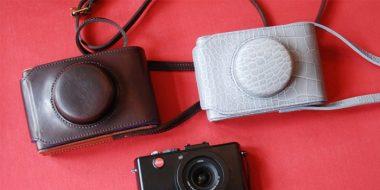 عرضه کیف Paul Smith برای دوربین های دیجیتال Leica D-Lux 5