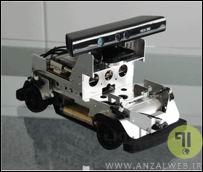 معرفی ماشیت ربات RoBoCar