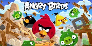 بازی Angry Birds در کامپیوتر