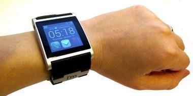 i'm watch ساعت هوشمند مچی که از جنس تکنولوژی است!