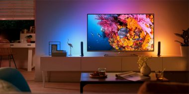 philips to develop led-illuminated wallpapers