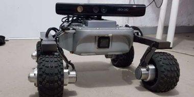 RoBoCar، ماشین رباتی که با Kinect کنترل می شود!