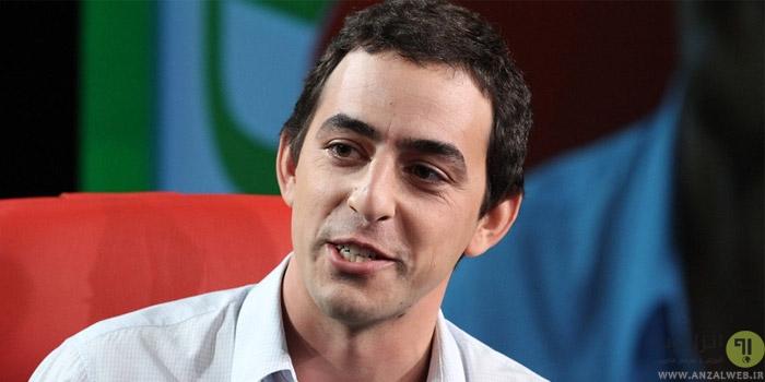 سالار کمانگر مدیر عامل پایگاه اینترنتی یوتیوب