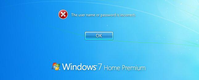 چگونه پسورد ویندوز۷ را بازیابی کنیم