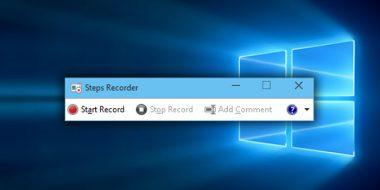 چگونه در عرض چند ثانیه مشکلات ویندوز را ثبت کنیم