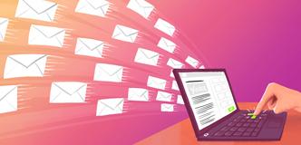 بررسی ۱۰ مورد از بهترین سایت های ارسال گروهی و انبوه ایمیل رایگان