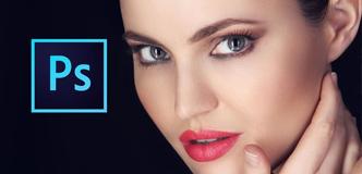 آموزش کامل تصویری ۴ روش روتوش عکس و صورت در فتوشاپ Photoshop