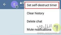ترفند های تلگرام