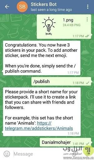 آموزش-ساختن-استیکر-تلگرام