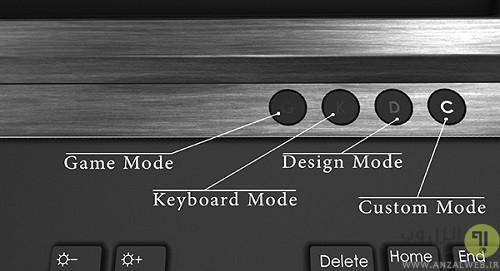 Wake Up Keyboard از شرکت لنوو