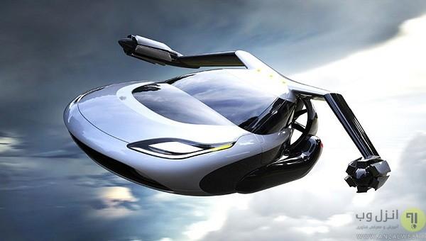 تولید خودروهای پرنده بدون سرنشین