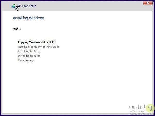 بررسی و آموزش استفاده از ویندوز 10 - بخش اول : نصب و نگاه کلی