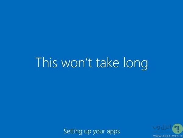 بررسی و آموزش فارسی نصب ویندوز 10 مایکروسافت