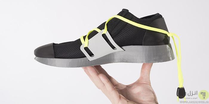 تولید کفش های قابل بازیافت با موادمهندسی