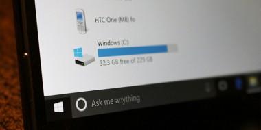 مخفی کردن سریع درایو کامپیوتر بدون نیاز به برنامه