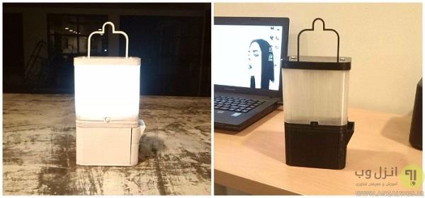 لامپ های زیست محیطی و تولید نور به وسیله آب و نمک