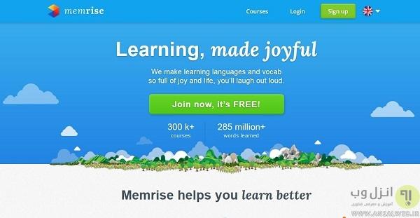 دوره های رایگان آموزش آنلاین یادگیری 200 زبان زنده دنیا