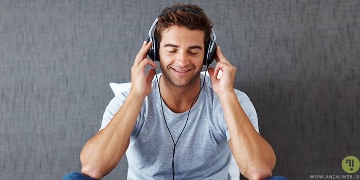 وب سایت های دانلود موسیقی آرام و ملایم