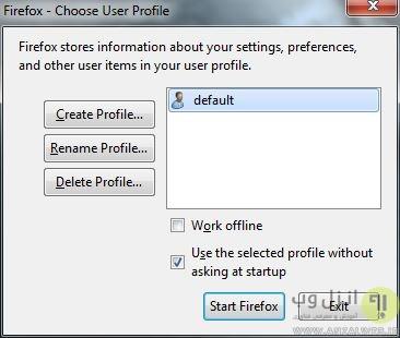 استفاده از فایرفاکس برای دسترسی به نسخه آفلاین وب سایت ها و صفحات اینترنتی