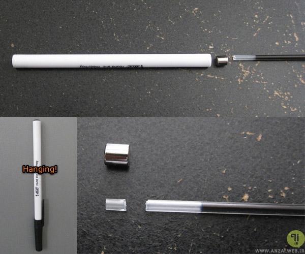 استفاده از آهنربا  برای نگه داری داری خودکار