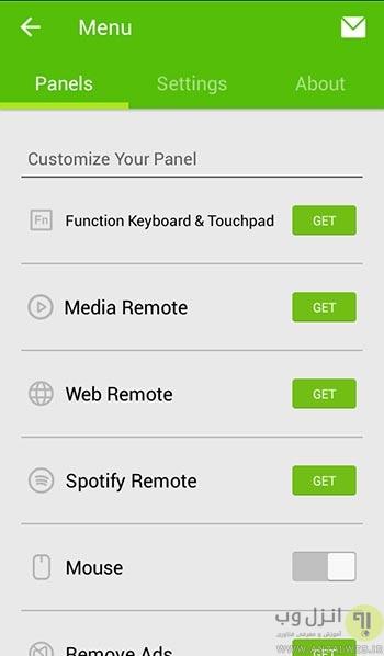 چگونه اندروید و آی او اس را به موس و کیبورد بیسیم برای کامپیوتر تبدیل کنیم؟ (How to Turn Android and iOS to Wireless Mouse and Keyboard for Mac and Windows)