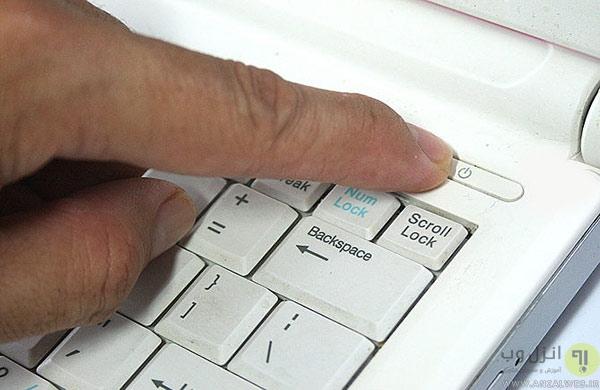 اشتباهات متداول کاربران حین استفاده از کامپیوتر
