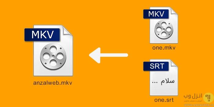 آموزش چسباندن زیرنویس به فیلم - چگونه زیرنویس را به فیلم و سریال بچسبانیم؟ How To Add Subtitles Permanently To A Movie ,MKV File and Other Video Files