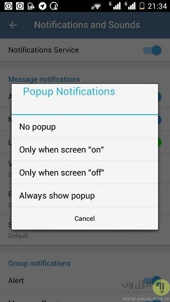 ترفند خواندن پیام بدون نمایش دو تیک خوانده شدن در تلگرام How to Read Telegram Message Without Show Seen Check