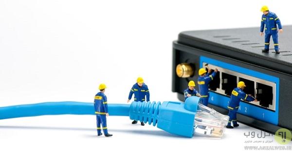 دلایل تمام شدن سریع حجم اینترنت و روش های جلوگیری از آن How to Monitor Internet Bandwidth Usage and Avoid Exceeding Data Caps
