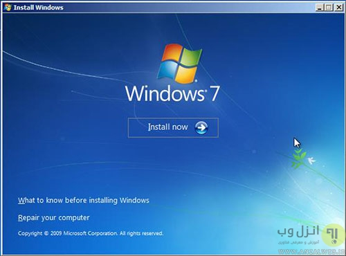 دلایل و راه های برطرف کردن خطایMissing Operating System